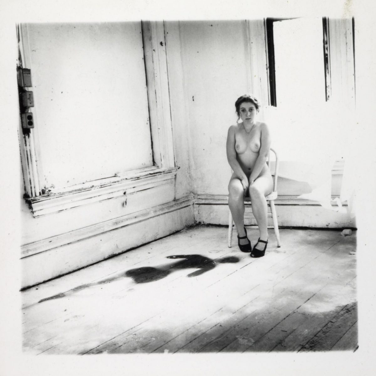 Francesca Woodman – Providence, Rhode Island, 1976