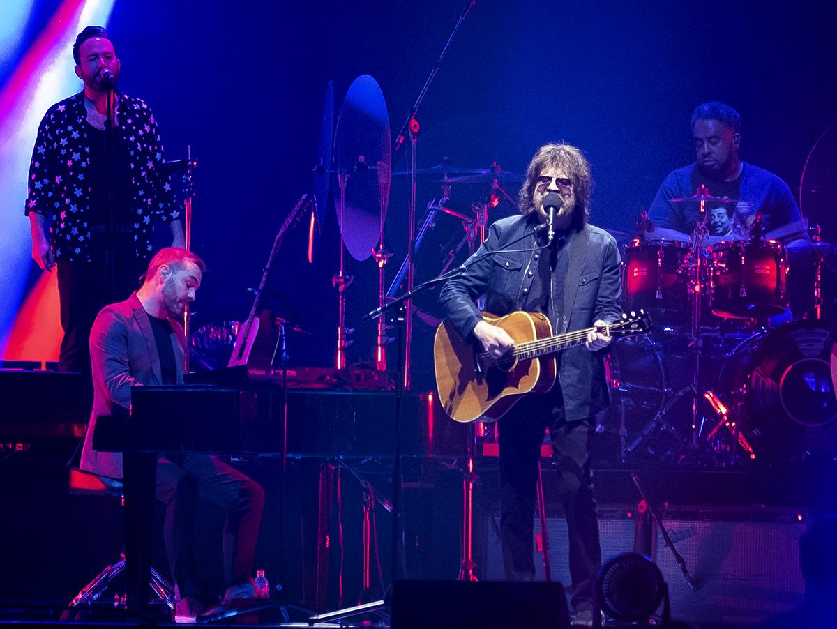 Jeff Lynne's ELO, Billy Locket: Echo Arena, Liverpool