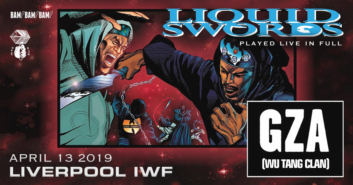 Wu-Tang Clan's GZA to play Liquid Swords in full in ...