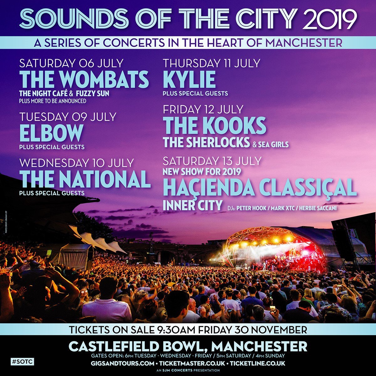 Festival Guide 2019: the UK and North West's best music