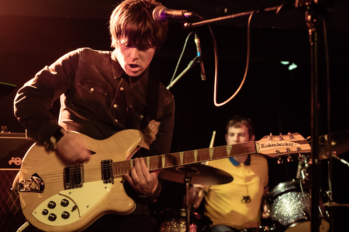 The Lucid Dream, God On My Right: District, Liverpool - Getintothis