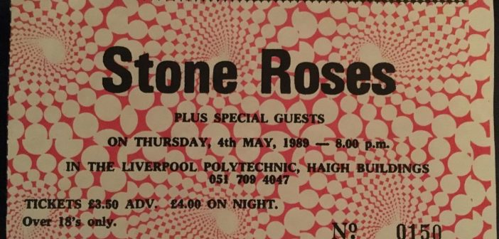 The Stone Roses adored in Liverpool – 30th anniversary of their seminal debut album
