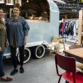 Ten Streets Market: former warehouse transformed as mother and daughter create vintage creative hangout