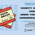 Charity Shop Pop headlines Edge Hill University Deep Cuts away day