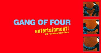 Gang of Four Entertainment! at 40 – a furious explosion of political polemic