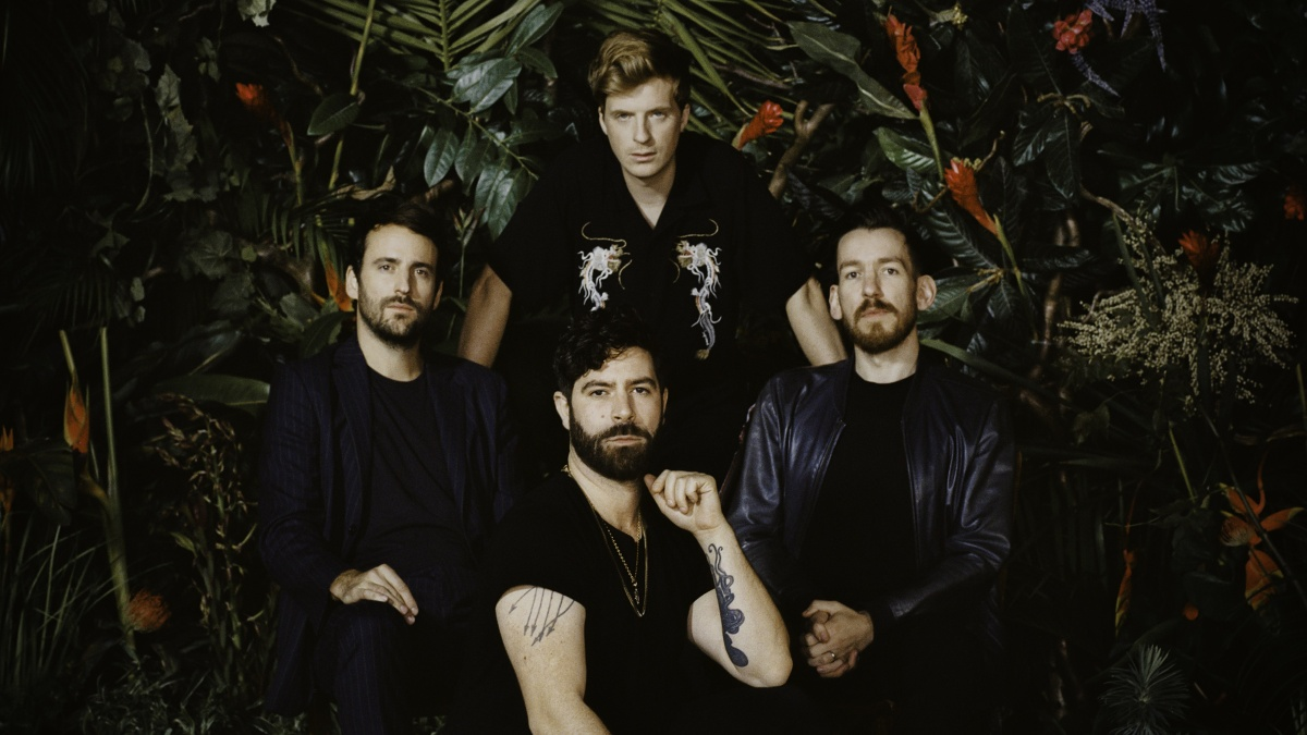 Foals announce documentary and live EP