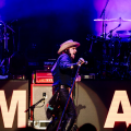 Adam Ant, Glam Skanks: Philharmonic Hall, Liverpool