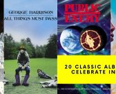 Twenty classic albums celebrating milestone anniversaries in 2020