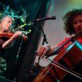 Fran and Flora, Jonathan Hering: Kazimier Stockroom, Liverpool