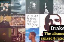 Drake - Albums ranked