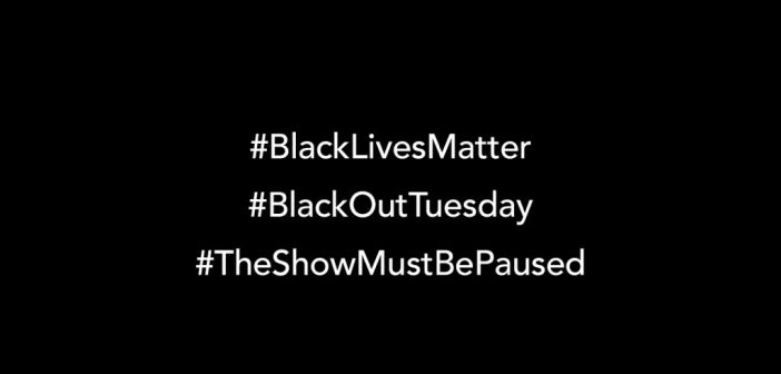 Music industry engages in day-long blackout #TheShowMustBePaused