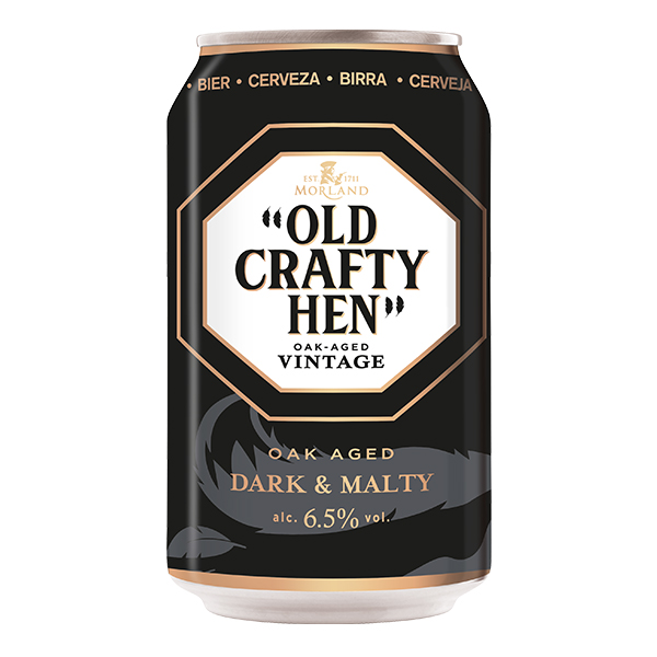 Old Crafty Hen 330ml can