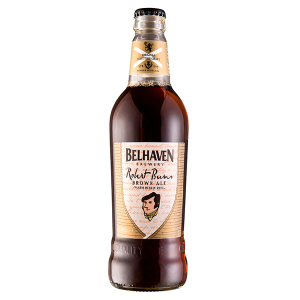 Belhaven Robert Burns 500ml bottle