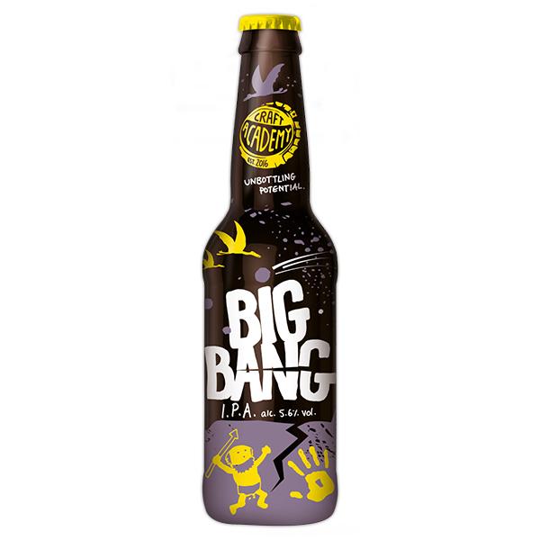 Craft Academy Big Bang 330ml bottle