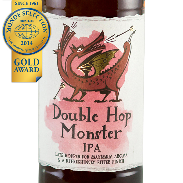 Greene King Double Hop Monster