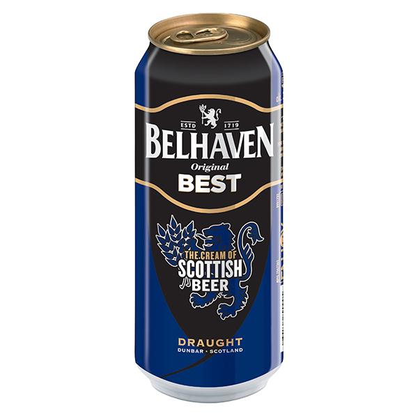 Belhaven Best Can 440ml