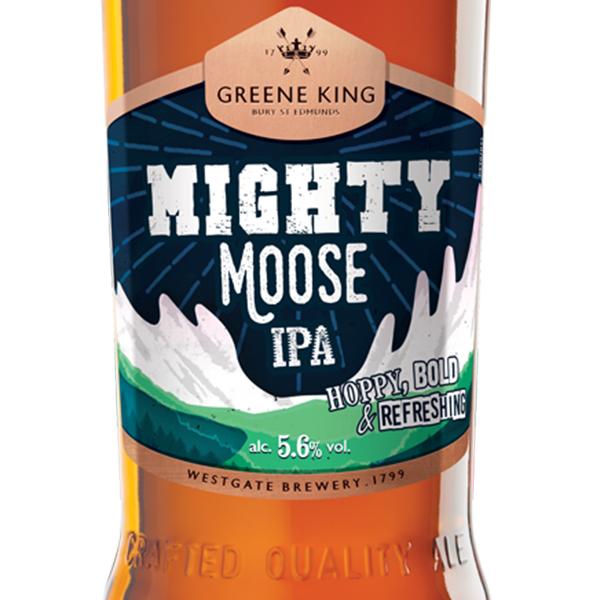 Mighty Moose IPA