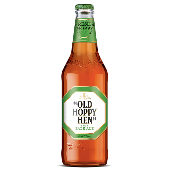 Old Hoppy Hen 500ml bottle