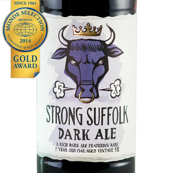 Greene King Strong Suffolk
