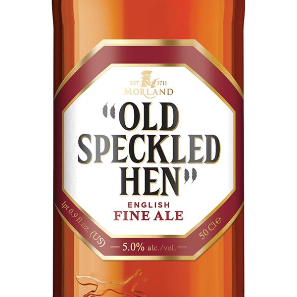 Old Speckled Hen