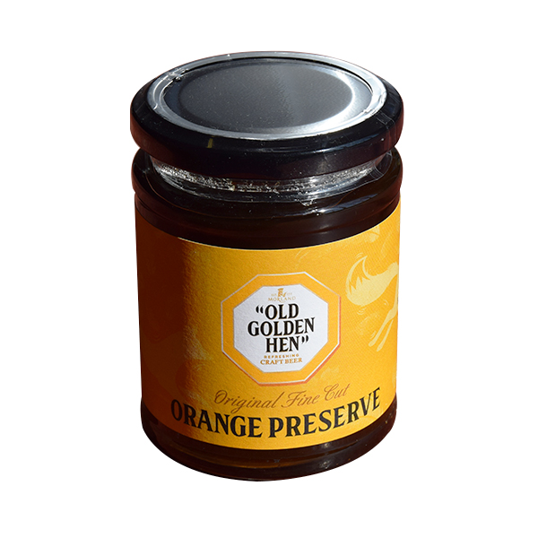 Old Golden Hen Orange Marmalade