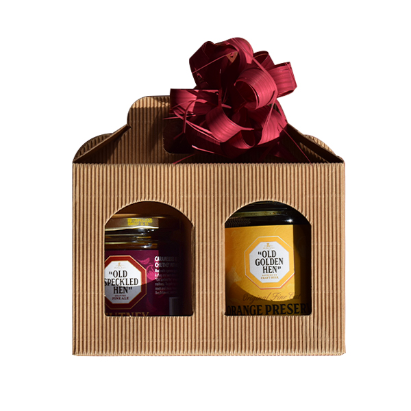 Old Speckled Hen Preserve and Chutney Gift Box