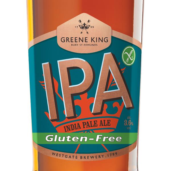 Gluten-free Greene King IPA