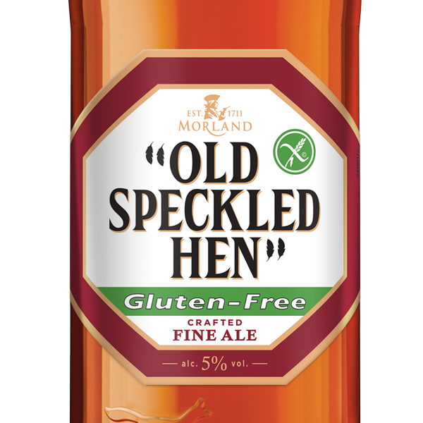 "Gluten-free ""Old Speckled Hen"""