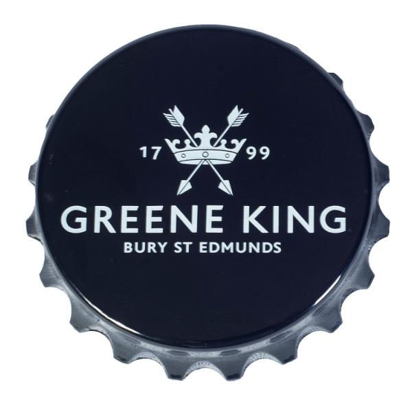 Greene King Bottle Opener & Fridge Magnet