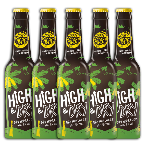 Craft Academy High & Dry