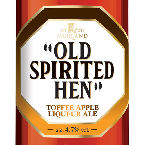 Old Spirited Hen