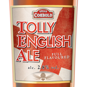 Tolly English Ale