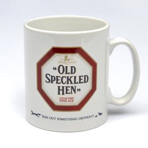 Old Speckled Hen Mug