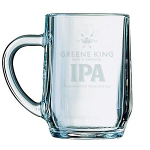 Greene King IPA Pint Tankard