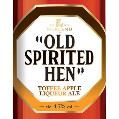 Old Spirited Hen