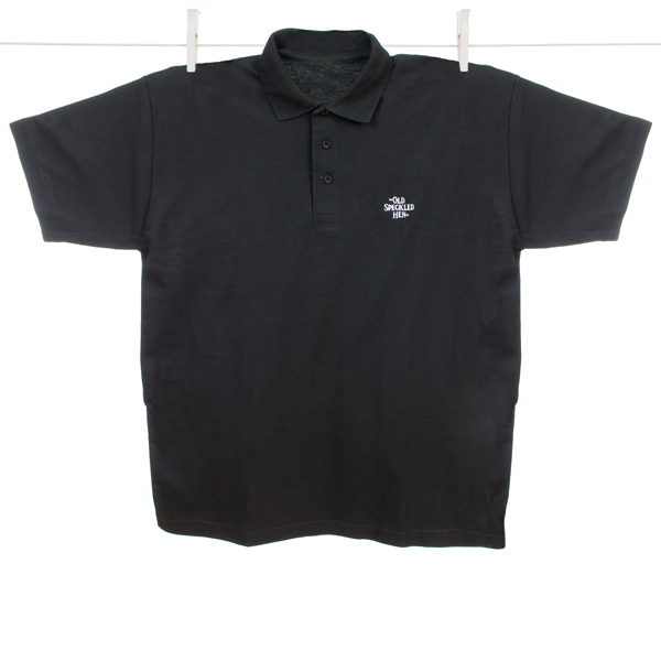 """""""Old Speckled Hen"""" Polo Shirt - Medium"""