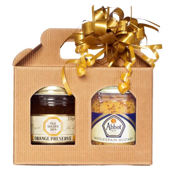 Preserve & Mustard Gift Box