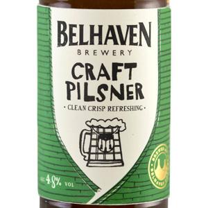 Belhaven Craft Pilsner