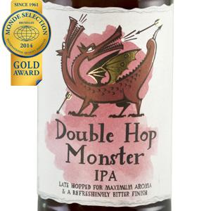 Double Hop Monster IPA