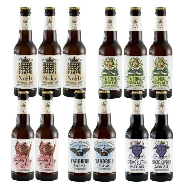 Greene King Craft Beer Gift Pack