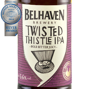 Belhaven Twisted Thistle IPA