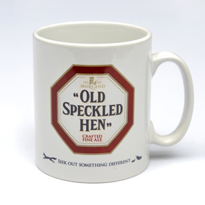 Old Speckled Hen Mug