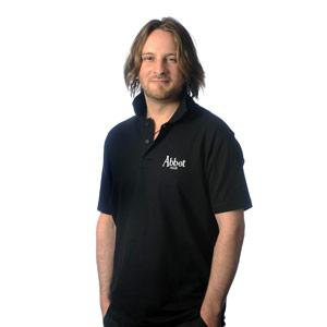 Abbot Polo Shirt - Medium