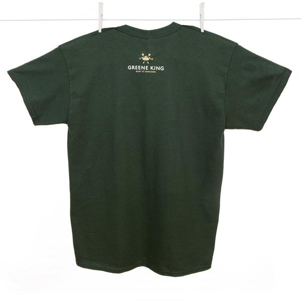 Beer Taster T Shirt - Green