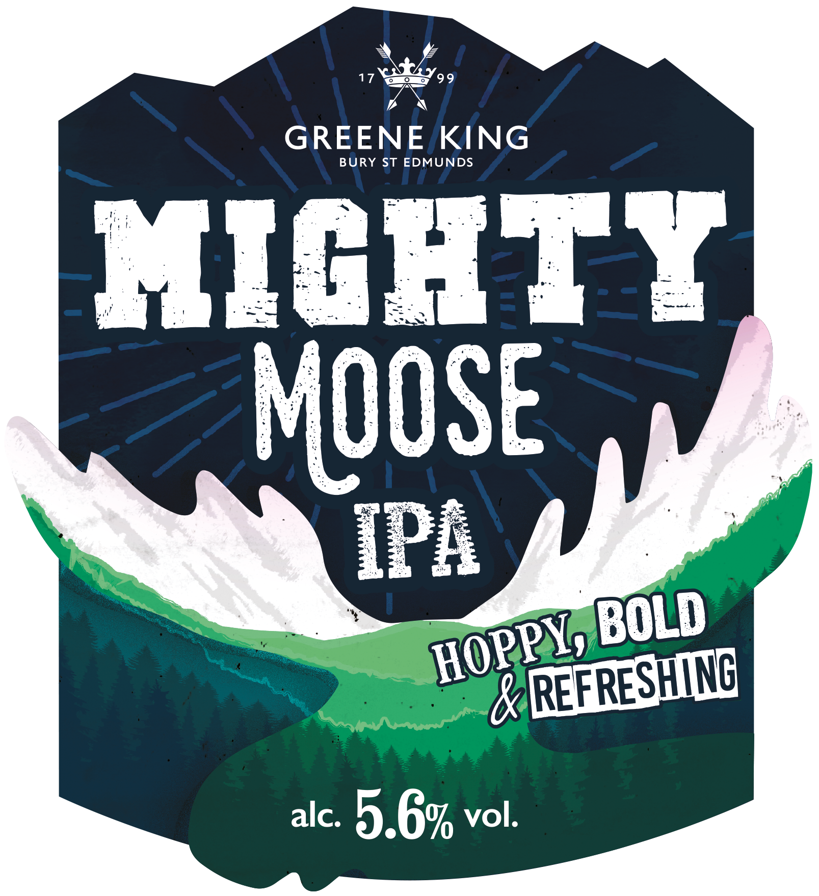 Mighty Moose