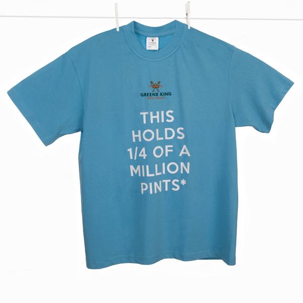 Quarter million … T-Shirt - Small