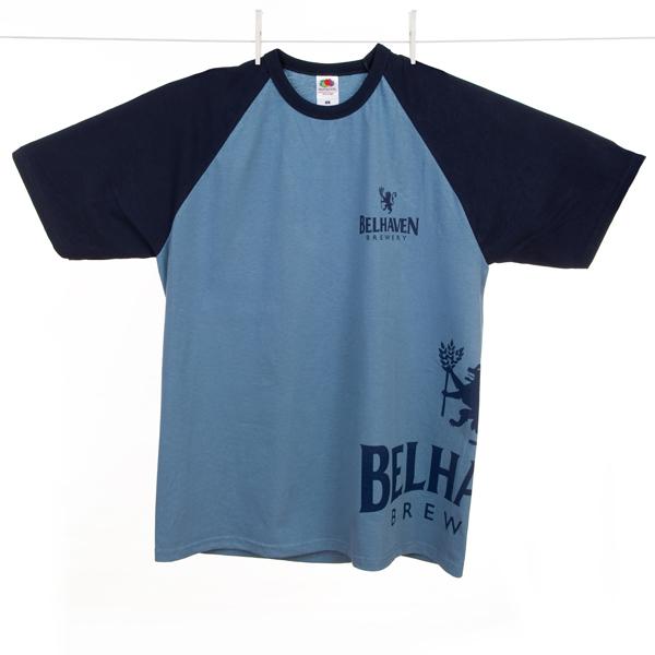 Belhaven Brewery … T Shirt - Medium