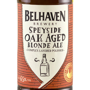 Belhaven Speyside Oak Aged Blonde Ale