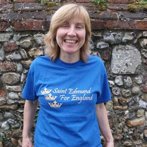 St Edmund for England T Shirt