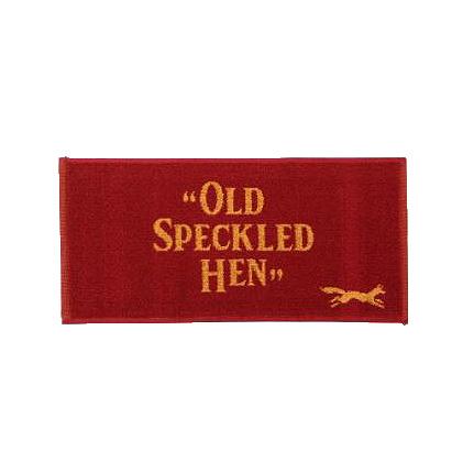 """""""Old Speckled Hen"""" Bar Towels (pack of 10)"""